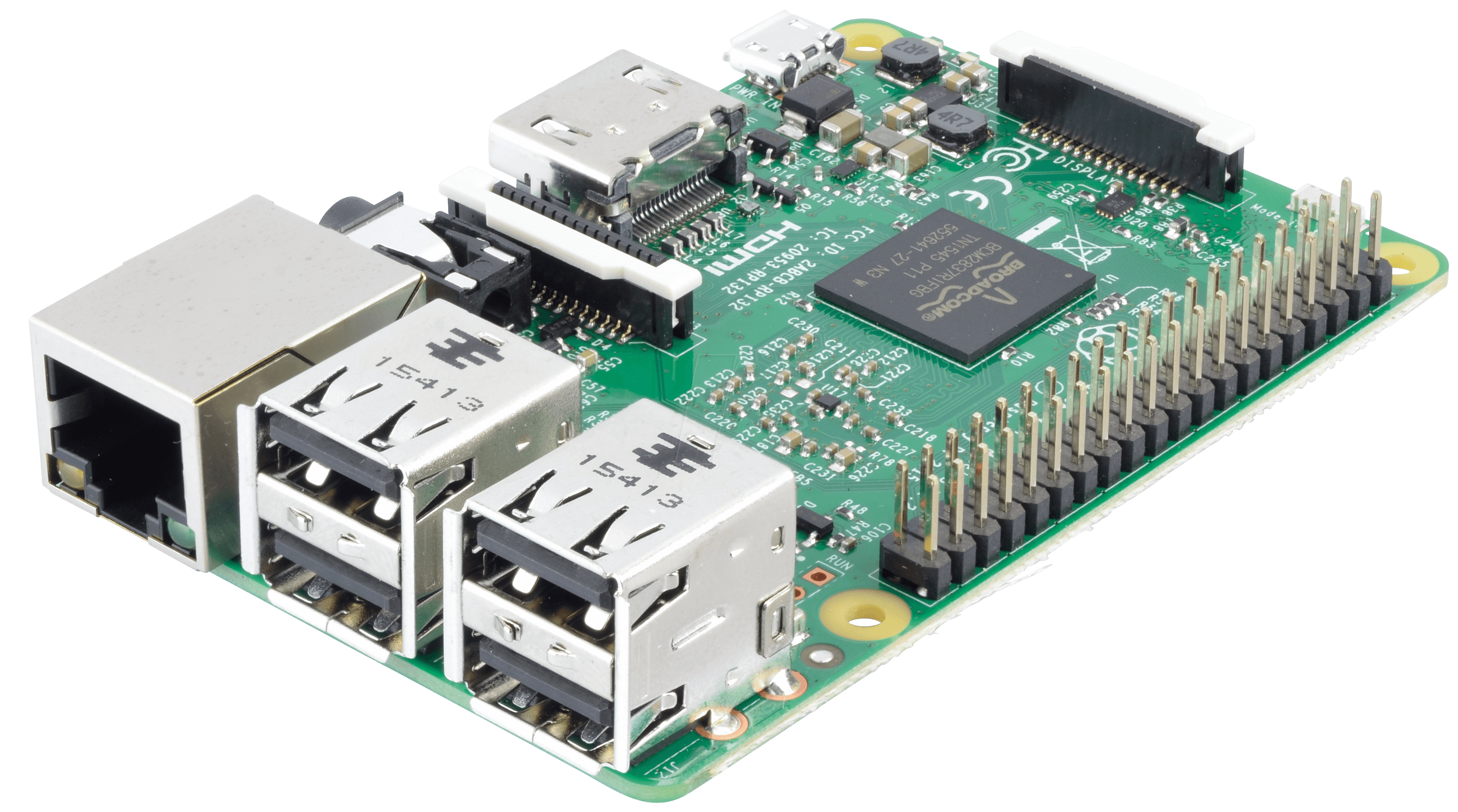The Raspberry Pi Tutorial – A Beginner's Guide from thepihut.com