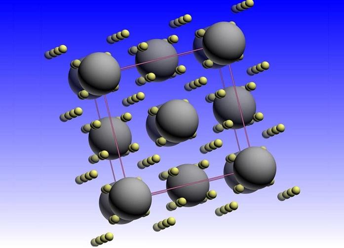 Superconductivity at –23 degrees Celsius?