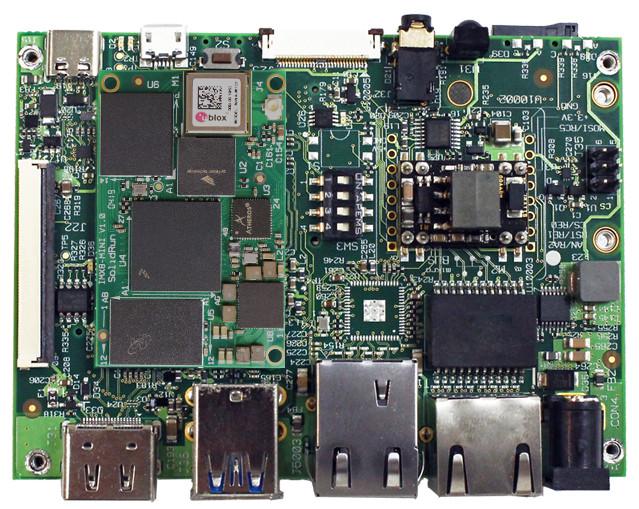 Imx8 mini som