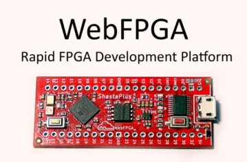 WebFPGA: Rapid FPGA Development System on the cloud