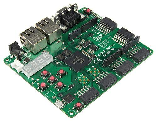 A reference kit for the Intel Cyclone 10 LP FPGA