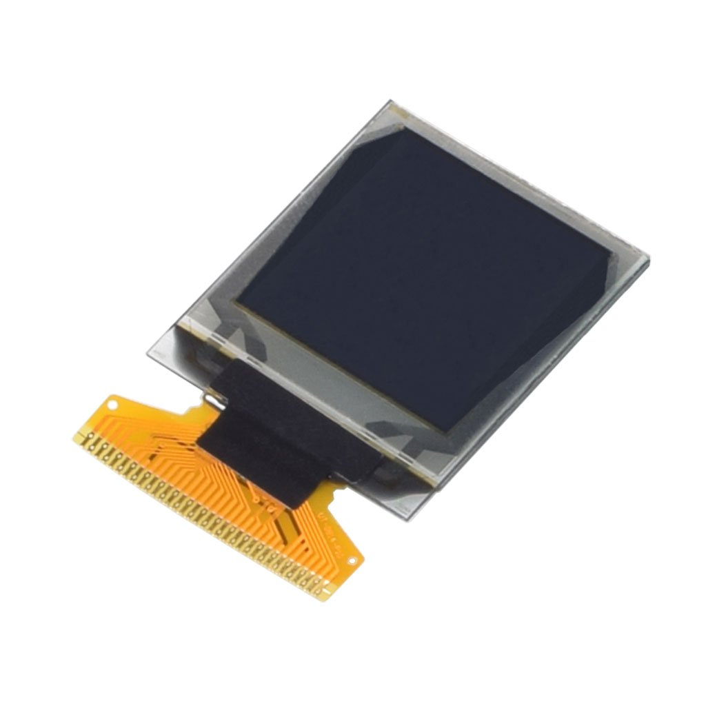 1.12″ 96×96 OLED Full Color Display Panel with SPI
