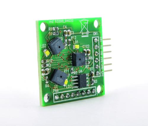 PC based Spectrometer using AS7265X spectrum sensors