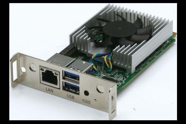ASDM-S-KBU: Bring the Edge to Smart Display Solutions