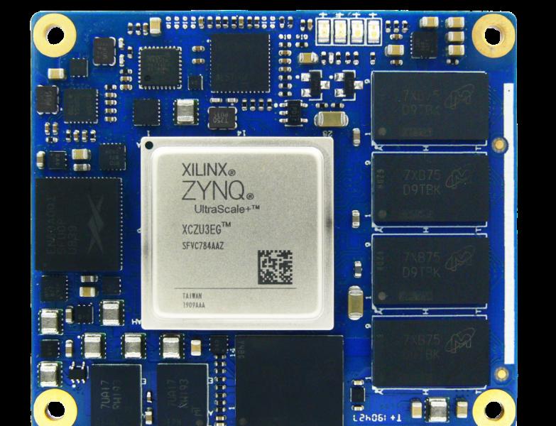 MYIR Introduces ARM SoM Based on Xilinx Zynq UltraScale+ MPSoC