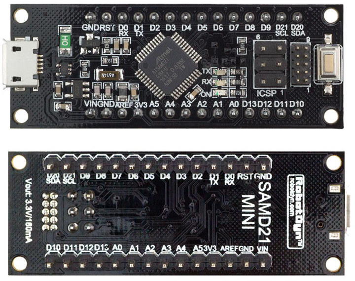 SAMD21 MINI / Wemos D1 SAMD21 M0 Mini Development Board