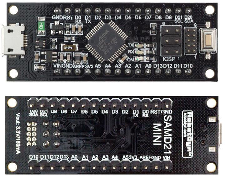 SAMD21 MINI / Wemos D1 SAMD21 M0 Mini Development Board