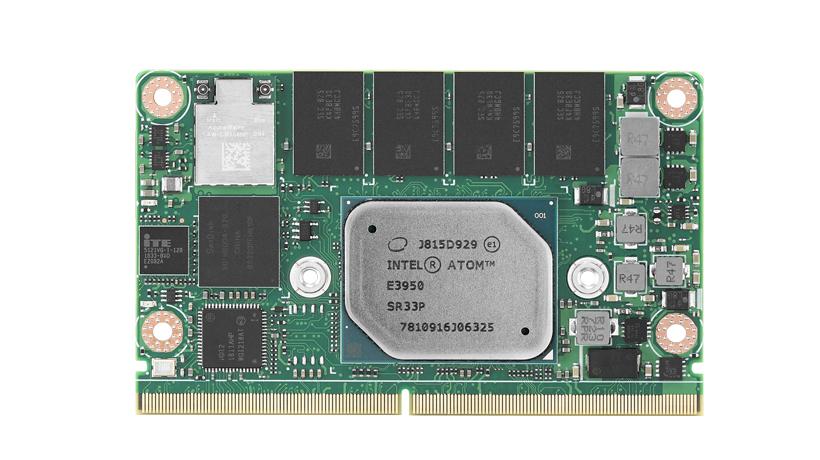 Advantech Launches the New SMARC Module with Intel® Atom™/Pentium®/Celeron®