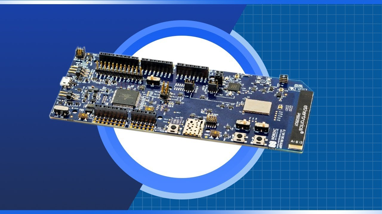 Cost-effective nRF9160 Development Kit from Nordic