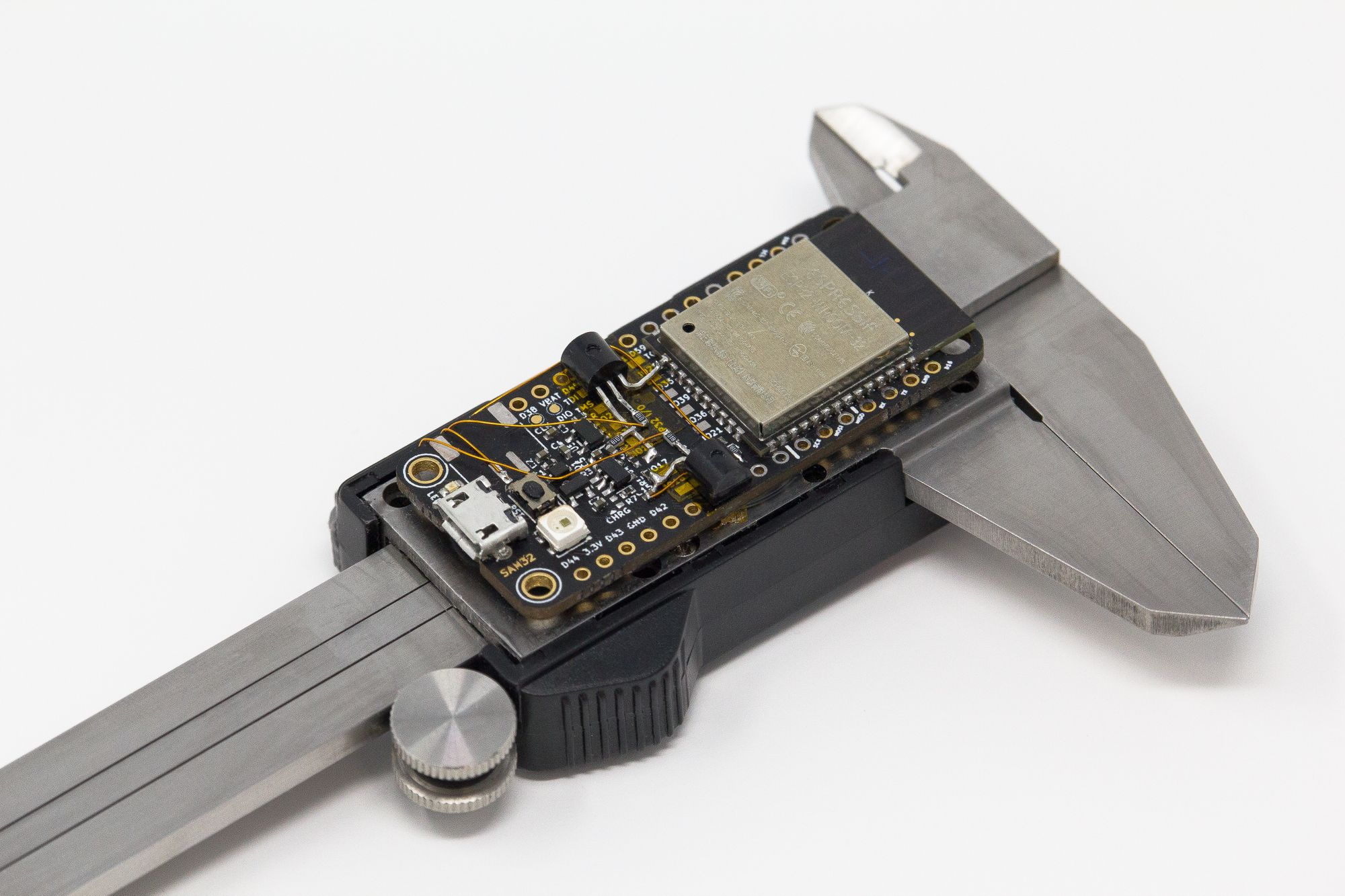 Digital Caliper Computer Interface