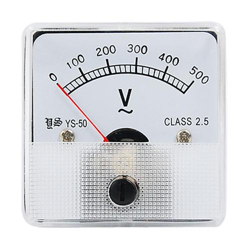 Arduino Voltmeter using SH1106 OLED display
