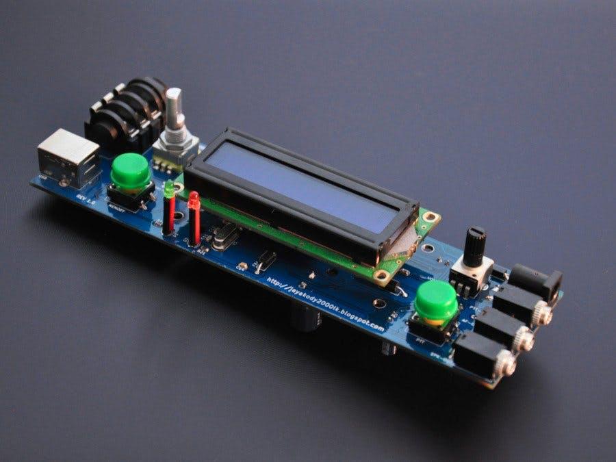 USB Auto MORSE Keyer