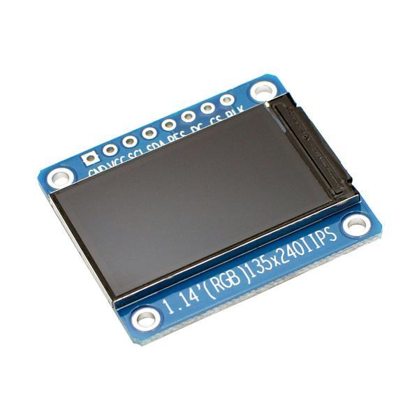 1.14″ 135×240 IPS TFT Display Module
