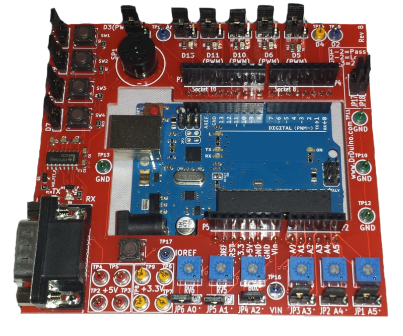 "Dr.Duino Arduino Starter Kit Review – ""The Best Arduino Uno Starter kit Available"""