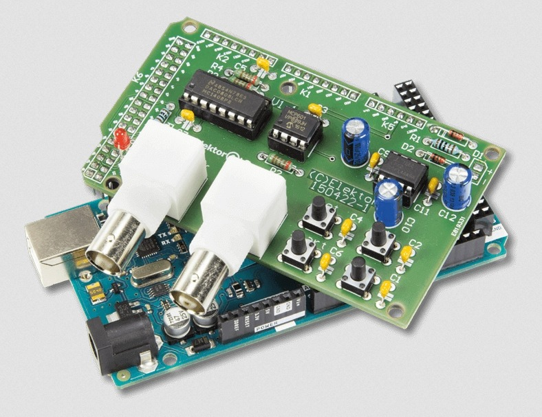 Free Elektor Article: Voltage Tracker for Oscilloscope
