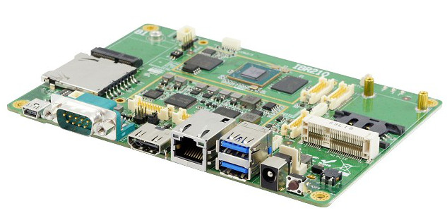 "Low-Power 3.5"" SBC with NXP ARM® Cortex-A53 i.MX 8M Processor"