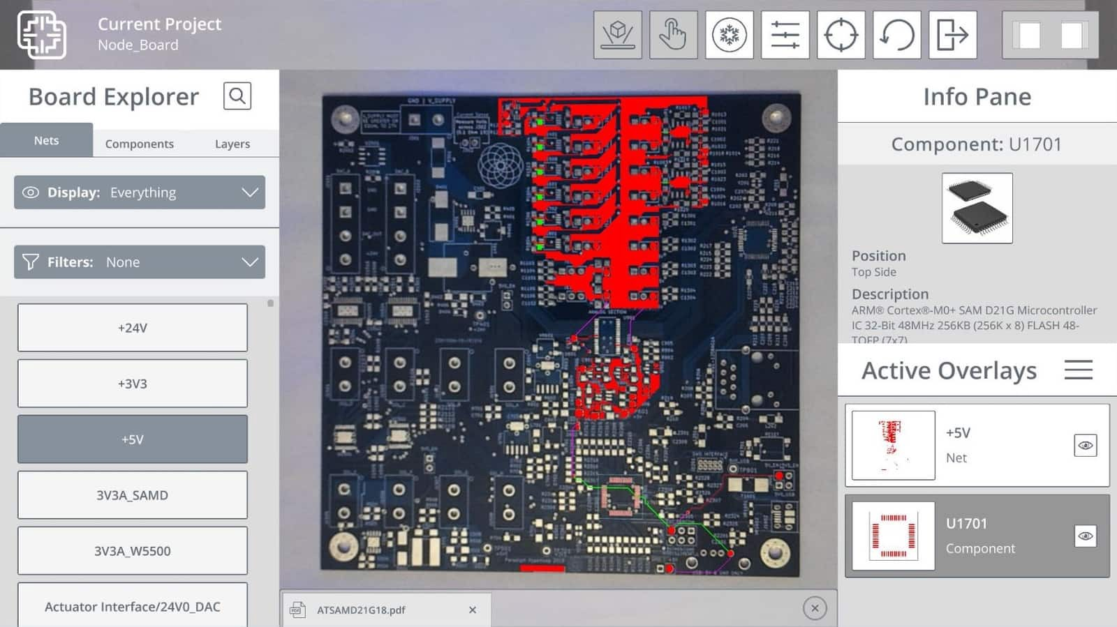 Inspectar Uses Augmented Reality to Help You Inspect Your PCBs