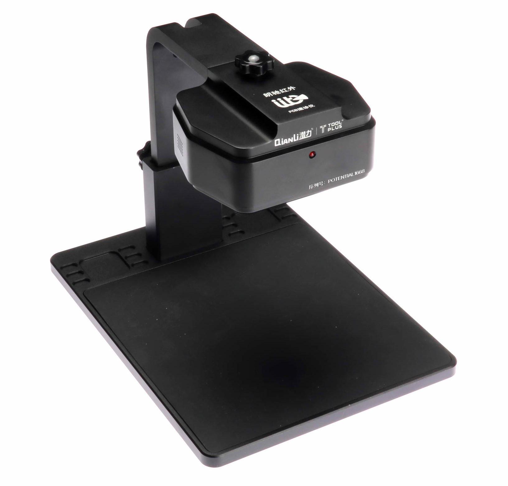 QianLi LC-IRP01 Thermal/Visible Microscope For PCB Repair