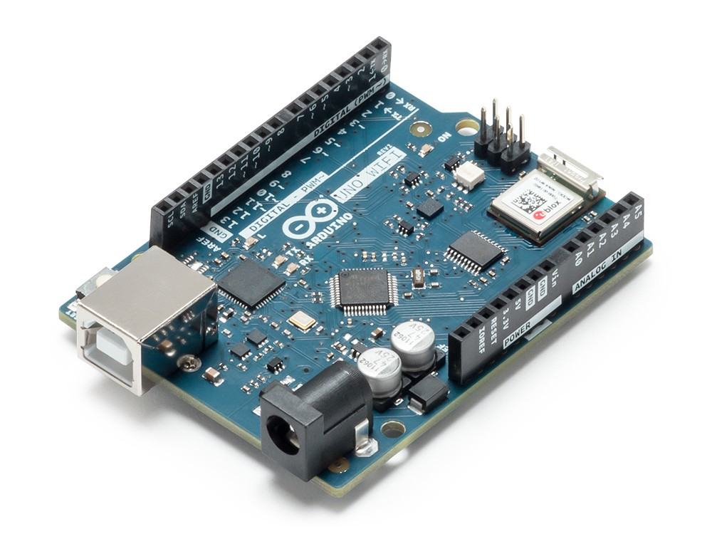 Introducing the Arduino Uno WiFi