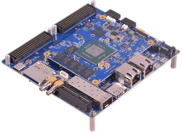 iWave Systems Ultra-High-Performance FPGA Platforms for AI/ML accelerated Edge Computing in IoT applications