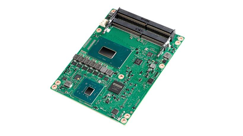 Advantech Launches High-Performance COM Express SOM-5899