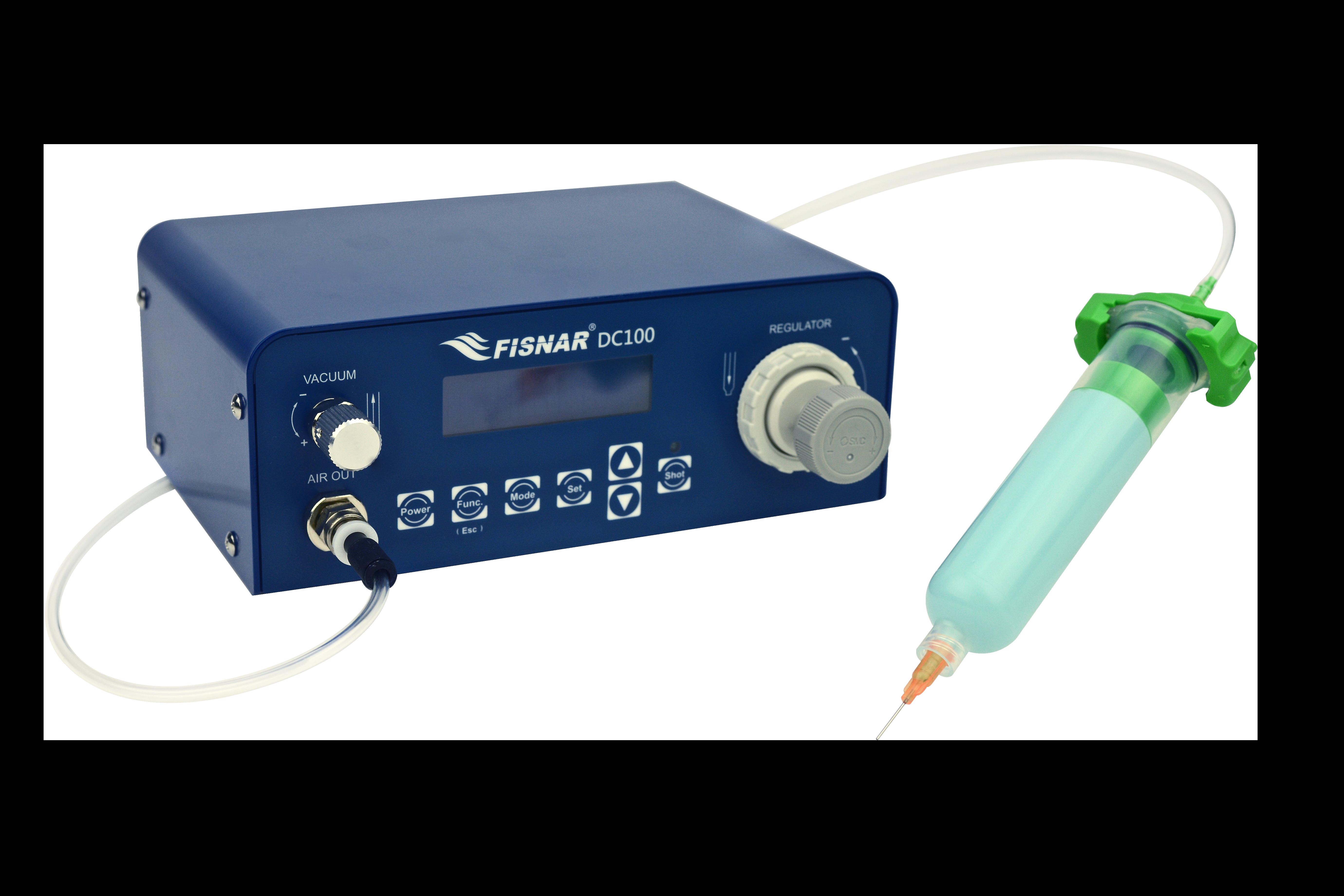 DC100 Digital Dispense Controller from Fisnar just got even better