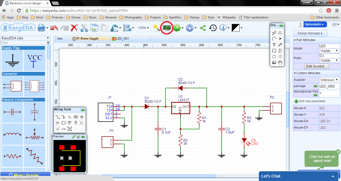 Top 10 Free Pcb Design Software For 2019 Electronics Lab