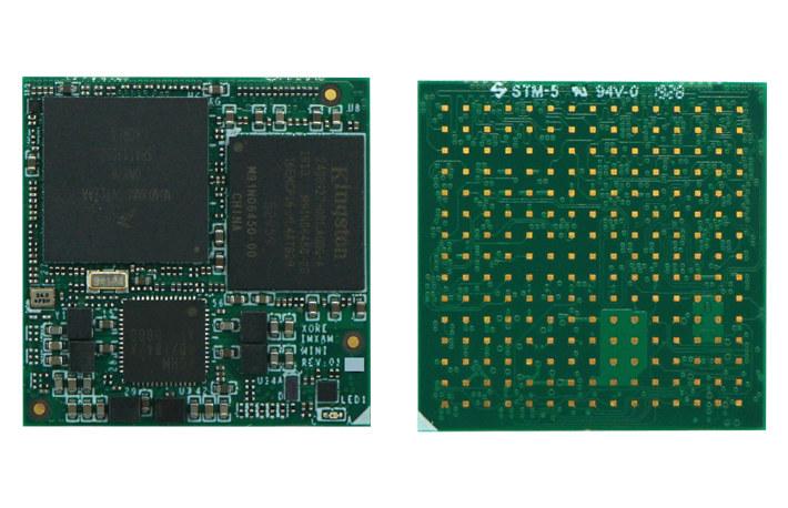 TechNexion XORE is a tiny NXP i.MX 8M Mini LGA System-on-Module