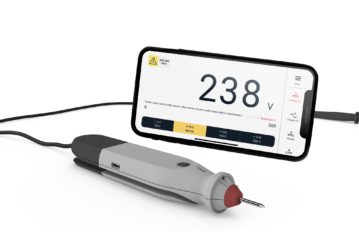 Pokit PRO – a multichannel multimeter, oscilloscope and logger