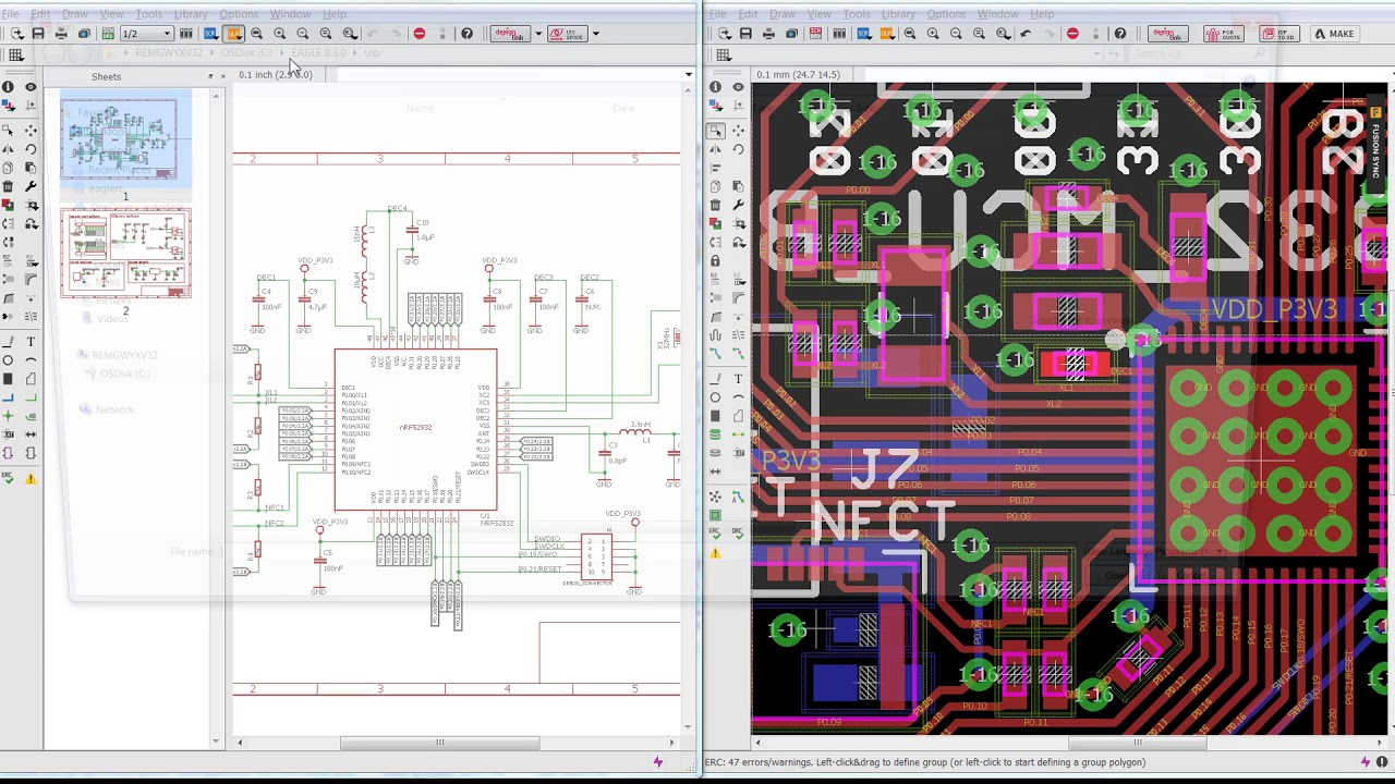 Top 10 free pcb design software for 2019 electronics lab - Best free blueprint software ...