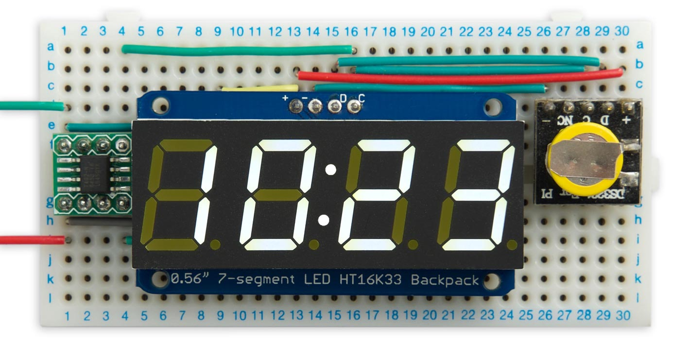 Minimal I2C for the New AVR Microcontrollers