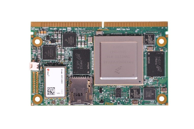 The Cortex® M4F: Enabling next-generation real-time processing in i.MX8QM SMARC System on Module
