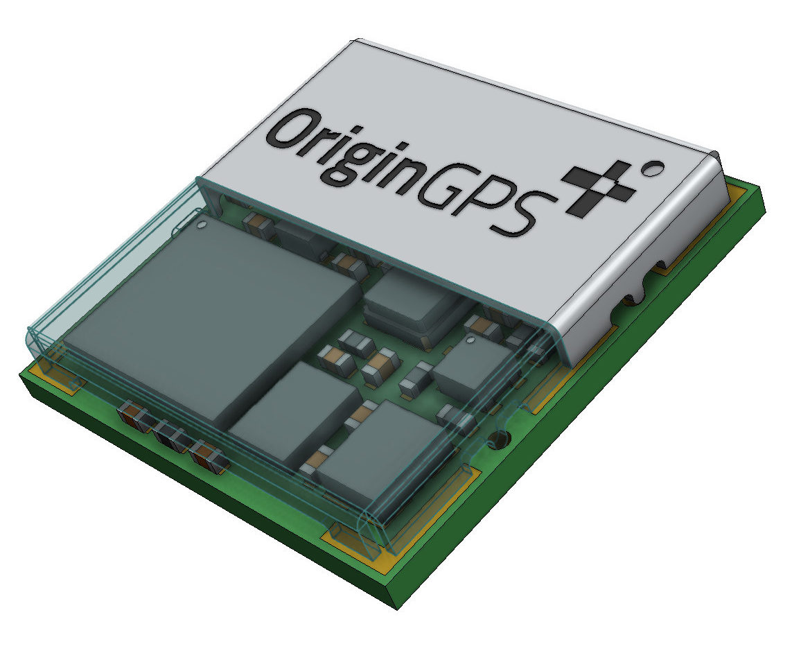 Dual frequency GNSS module enables sub-1m accuracy