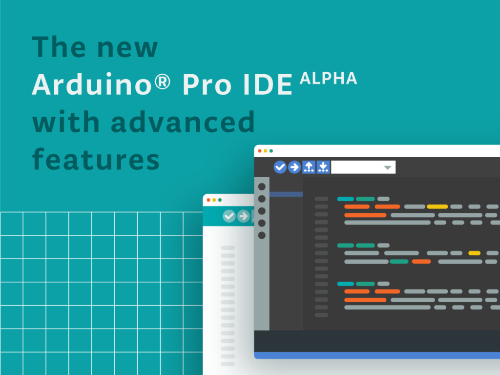 Arduino Pro IDE (alpha preview) with advanced features is now available