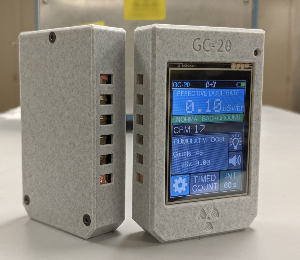 New and Improved Geiger Counter – Now With WiFi!