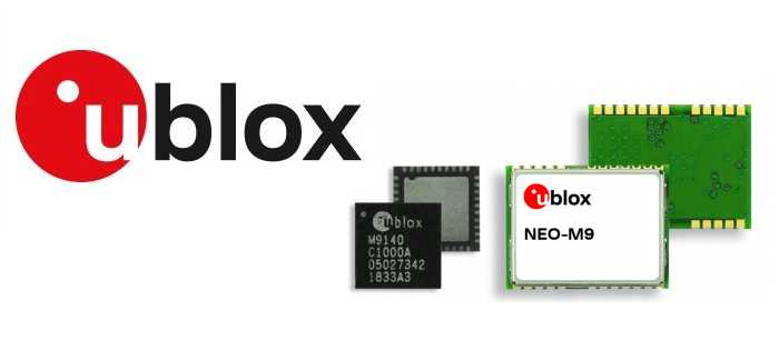 u-blox's latest meter-level positioning technology offers enhanced GNSS performance