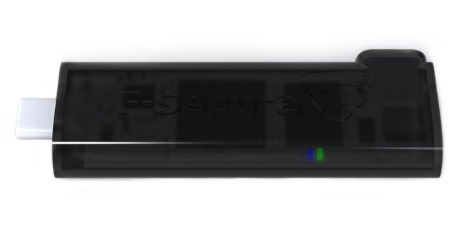 USB Armory Mk II USB Linux Computer Targets Security Applications