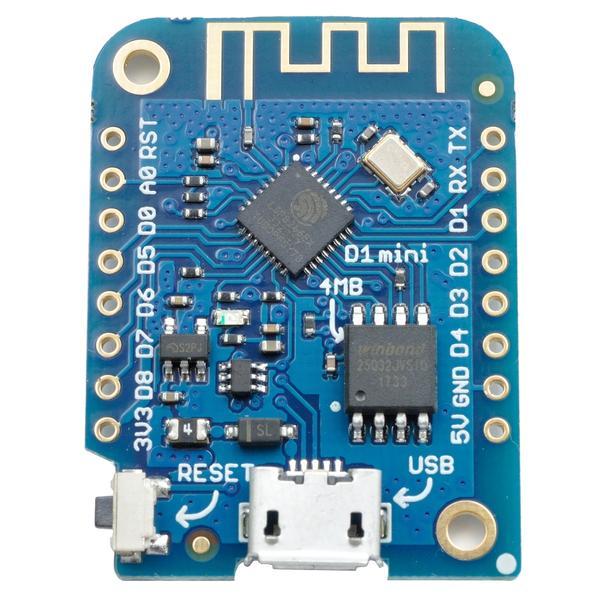 Wemos D1 mini board