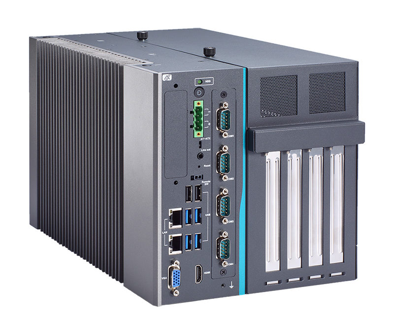 Axiomtek Unveils Advanced 4-slot Intel® Xeon® Industrial System for AIoT – IPC974-519-FL