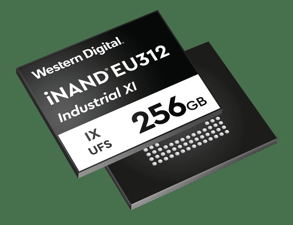 Western Digital iNand IX EM132