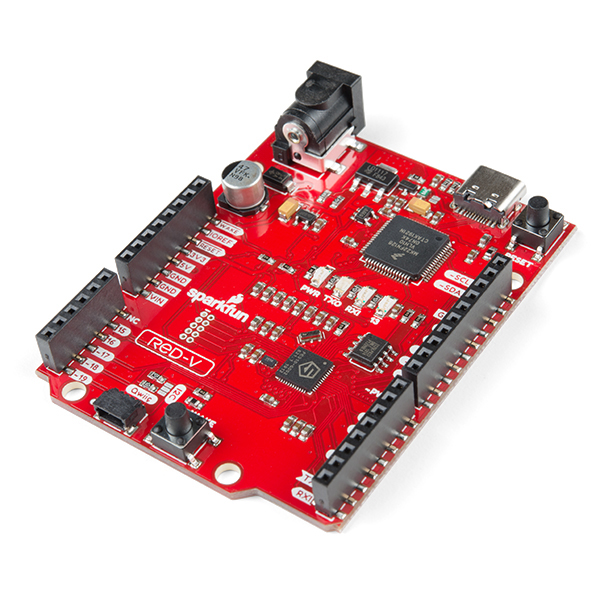 SparkFun RED-V RedBoard – SiFive RISC-V