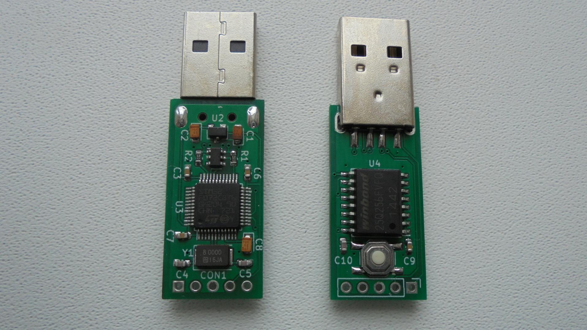 PocketAdmin – Keystroke Injection Device