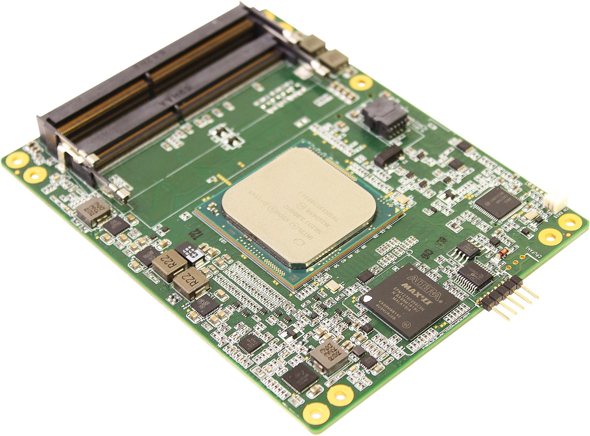 Acrosser ACM-XD15MT COM Express Type 7 Module is Released