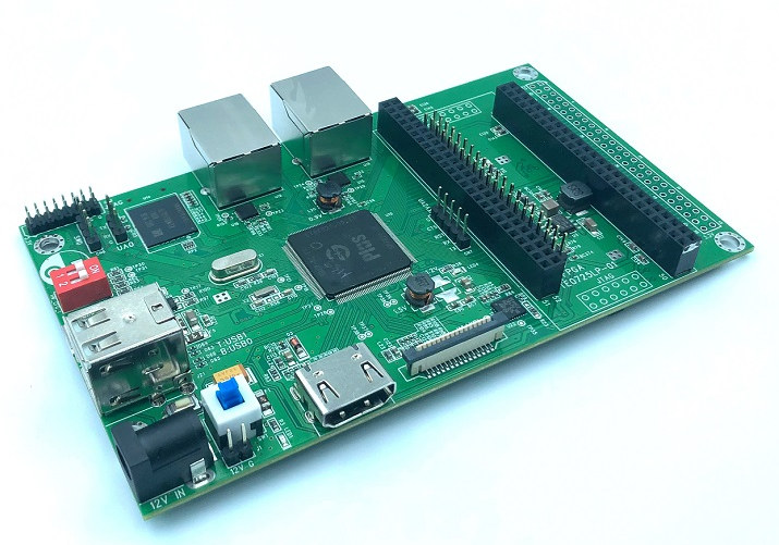Banana Pi BPI-F2S SBC is Powered by SunPlus SP7021 Processor