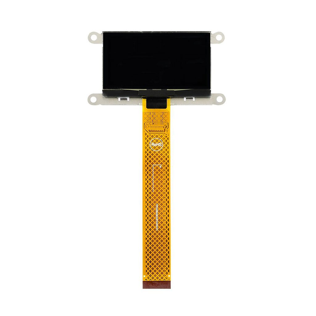 2.42″ 128×64 Yellow Graphic OLED Display Module