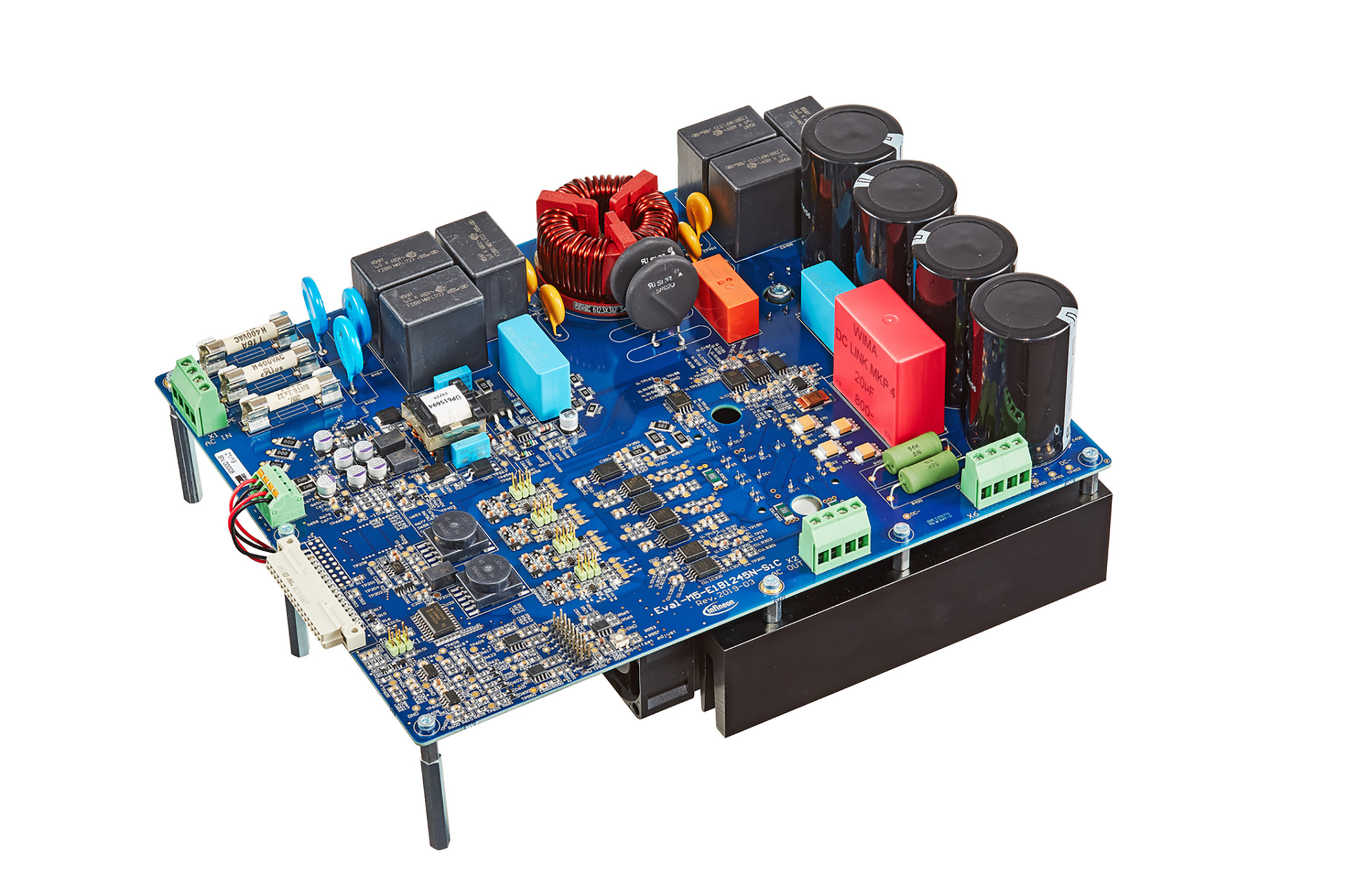 CoolSiC™ MOSFET evaluation board for motor drives up to 7.5 kW