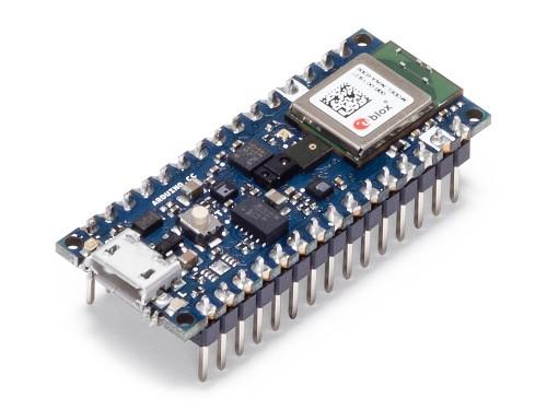 Arduino Nano 33 BLE Sense