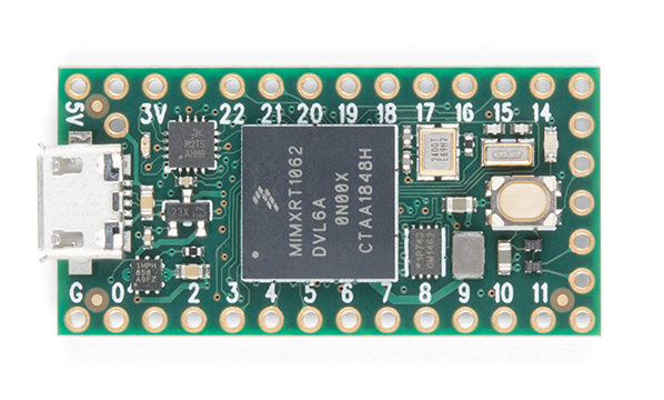 All New Teensy 4.0 – The Fastest Dev Board powered by ARM Cortex-M7