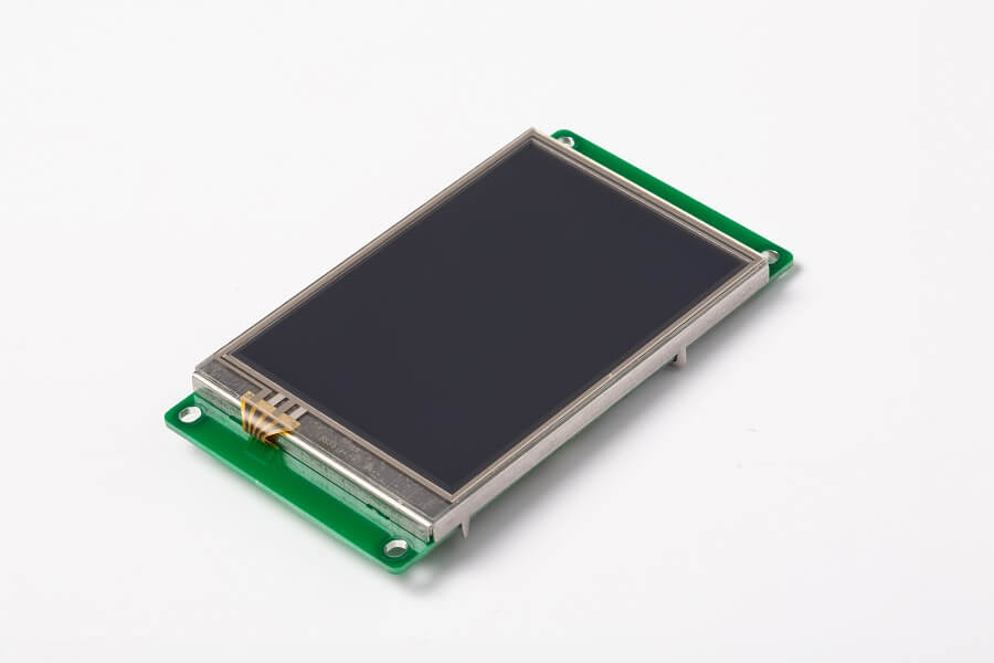 How to use STONEtech STVC035WT-01 intelligent TFT LCD module with Arduino