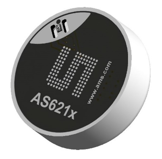 AMS AG AS621x Ultra-Low power digital temperature sensor family